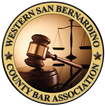 Western San Bernardino County Bar Association logo
