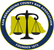 San Bernardino County Bar Association logo