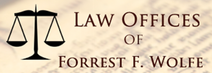 Law Offices of Forrest F. Wolfe logo
